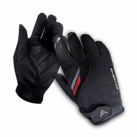 GLOVE HF HARRO BLACK/BLACK L